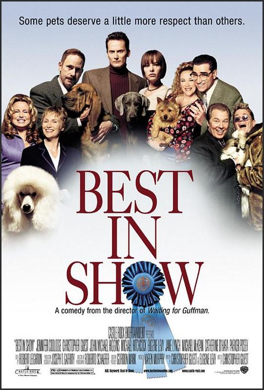 Best in Show Movie Poster (2000) – 2000's Movie Guide