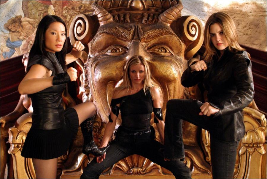 Charlie S Angels Movie Trailer 2000 2000 S Movie Guide