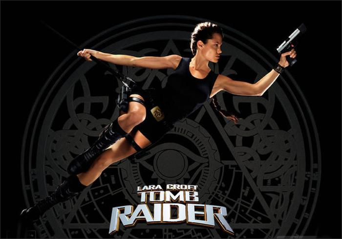 Lara Croft Tomb Raider Movie Trailer 2001 2000 S Movie