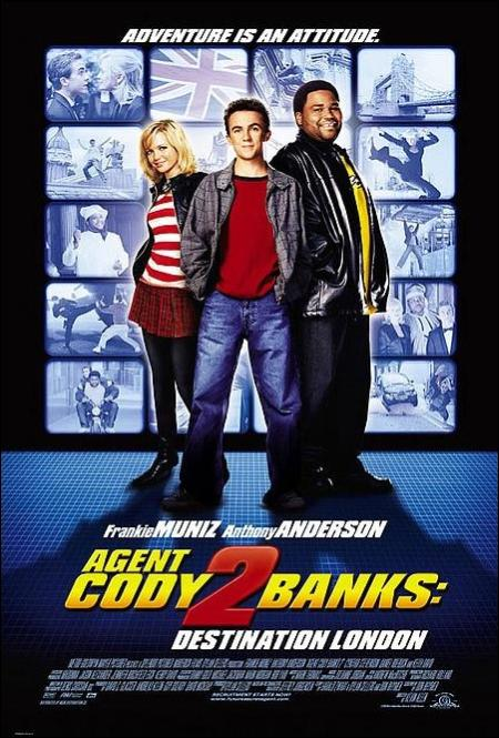 Agent Cody Banks 2: Destination London (2004) | 2000's Movie