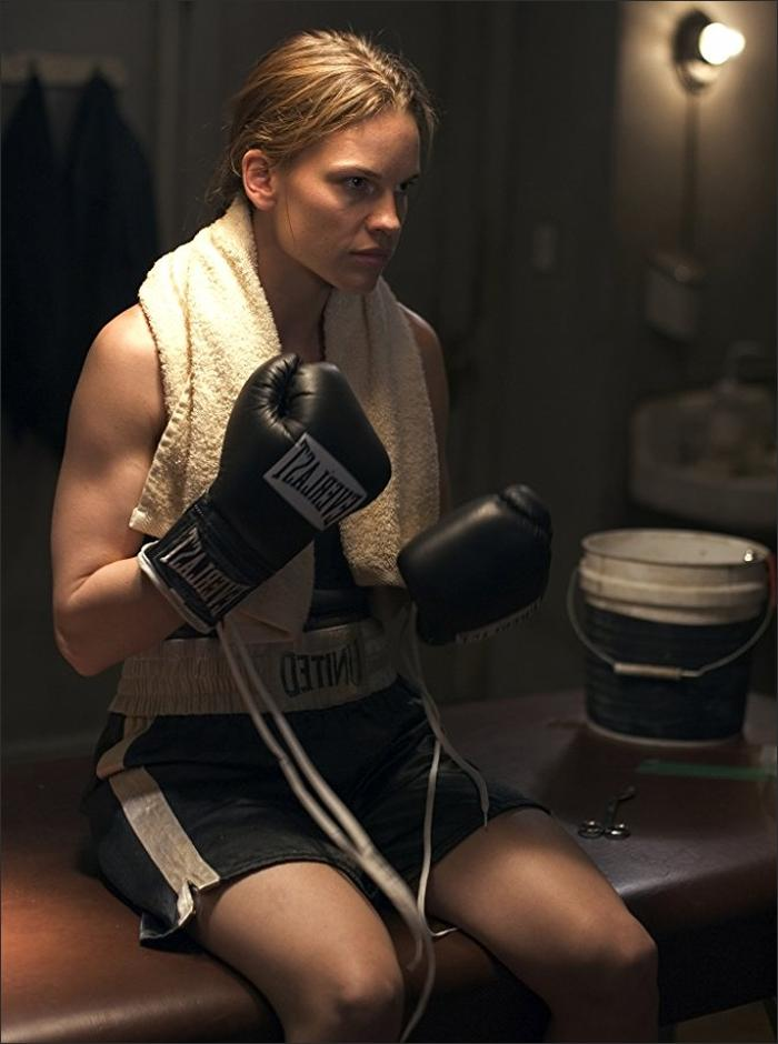 Million Dollar Baby 2004 Hilary Swank 2000 S Movie Guide