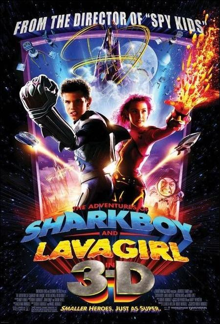 The Adventures of Sharkboy and Lavagirl in 3D  Wikipedia