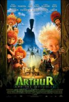 Arthur and the Invisibles Movie Poster (2006)