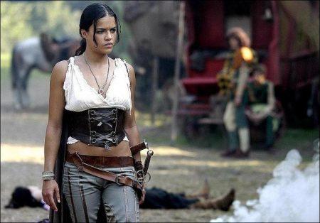 BloodRayne (2006) - Michelle Rodriguez