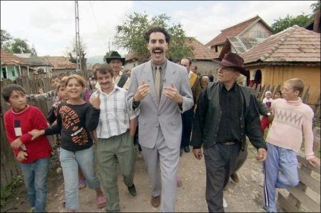 Borat: Cultural Learnings of America for Make Benefits Glorious Nation of Kazakhstan (2006)
