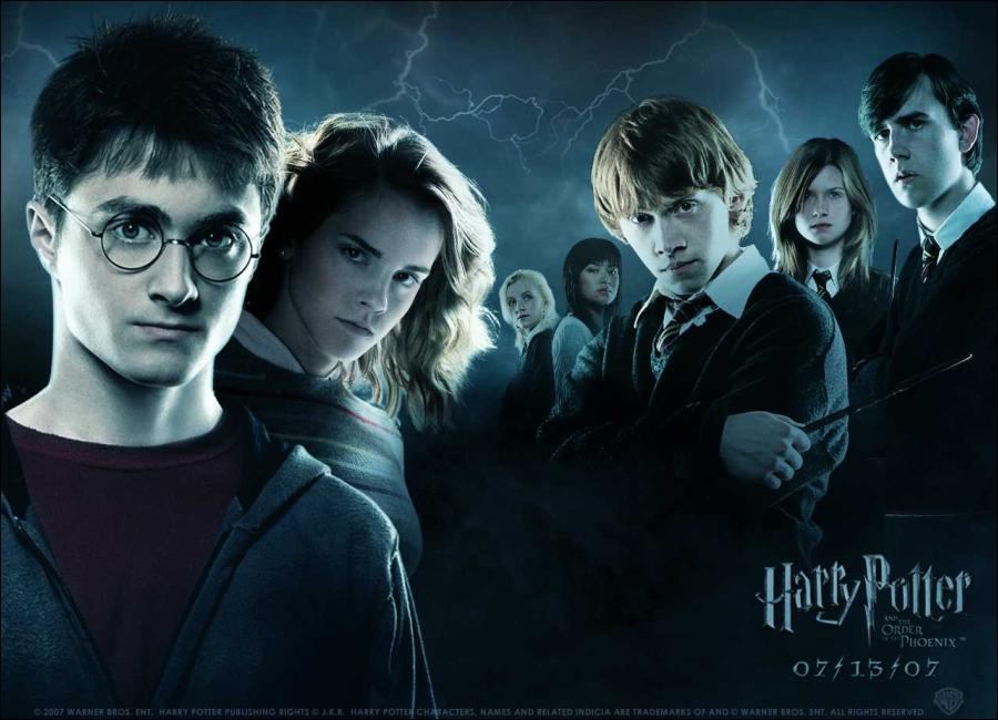 Harry Potter And The Order Of The Phoenix 2007 2000 S Movie Guide
