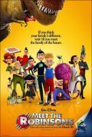 Meet the Robinsons Movie Poster (2007)
