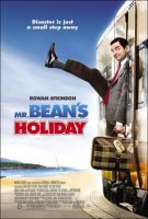 Mr. Bean's Holiday Movie Poster (2007)