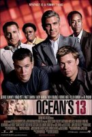Ocean's 13 Movie Poster (2007)