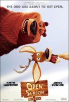 Open Season Movie Poster (2006)