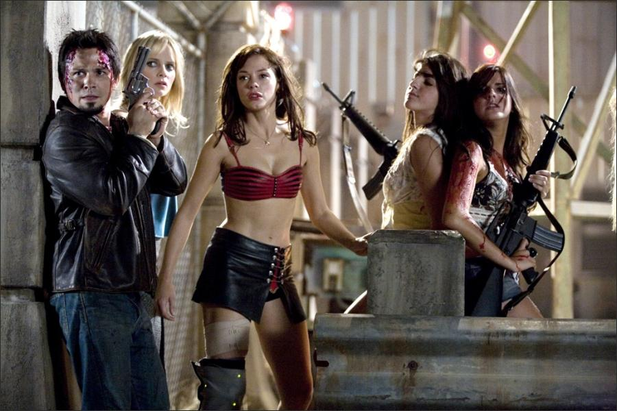Planet Terror Grindhouse 2007