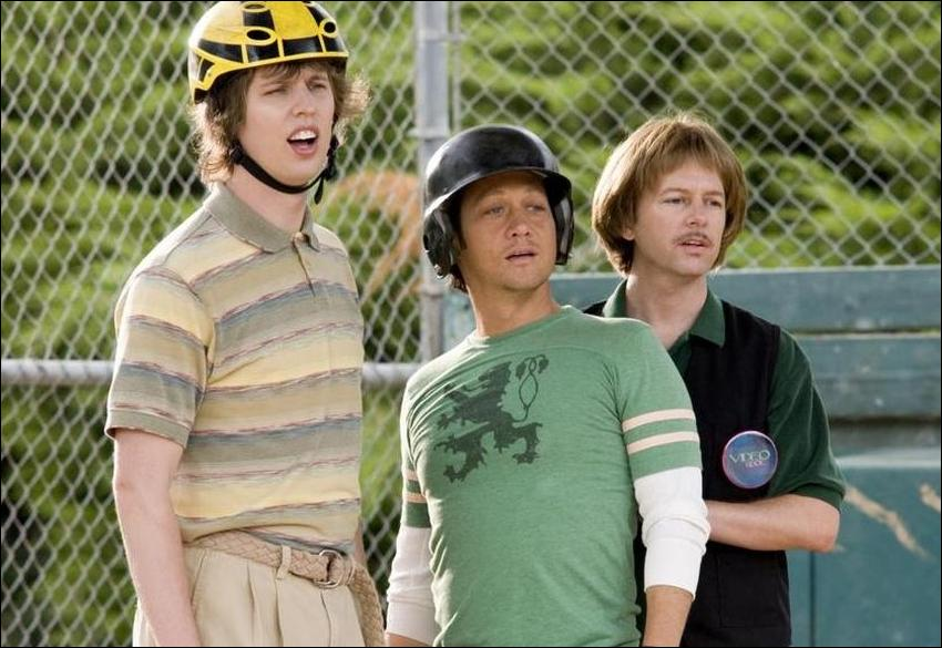 the benchwarmers tells the story of