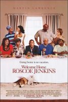 Welcome Home Roscoe Jenkins Movie Poster