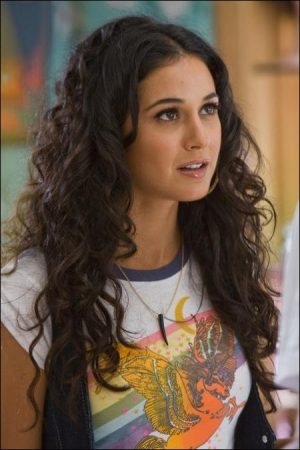 You Don't Mess with the Zohan (2008) - Emmanuelle Chriqui