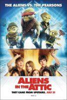 Aliens in the Attic Movie Poster (2009)