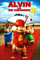 Alvin and the Chipmunks: The Squeakquel Movie Poster (2009)
