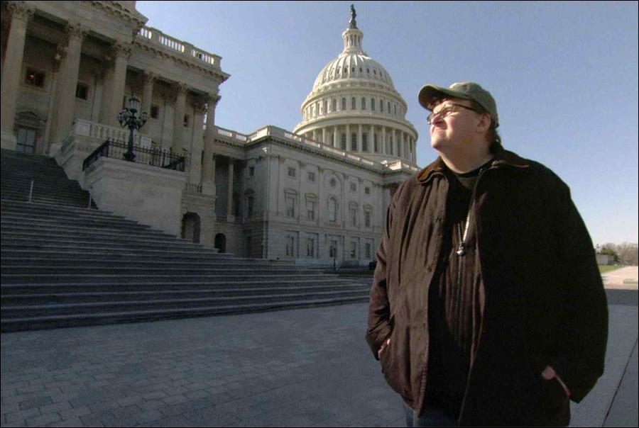 the story of michael moore in roger and me Watch video his films include roger & me and his latest, capitalism: a love story michael moore recently joined us in our democracy now.