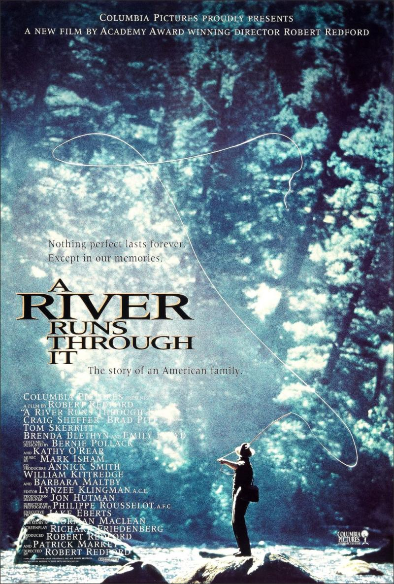the difference between the book and movie versions of a river runs through it Lord of the rings: the two which make the film closer to the original book, were integrated back into the movie in a special difference: 01:52 sec.