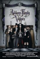 Addams Family Values Movie Poster (1993)
