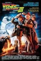 Back to the Future Part III Movie Poster (1990)