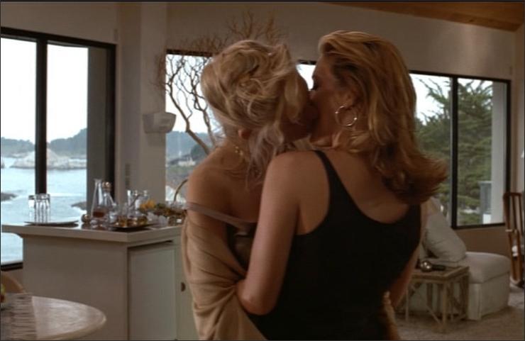 Sharon stone lesbian scene