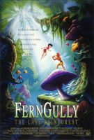 FernGully: The Last Rainforest Movie Poster (1992)