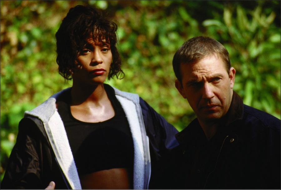 The Bodyguard 1992 90 S Movie Nostalgia