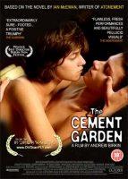 The Cement Garden Movie Poster (1994)