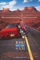 Josh and S.A.M. Movie Poster (1993)