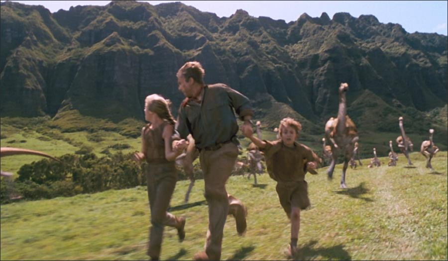 the chaos theory in the novel jurassic park by michael crichton Crichton's novel jurassic park and its sequel made into  and in the discussion of chaos theory in jurassic park  michael crichton on the jurassic park.