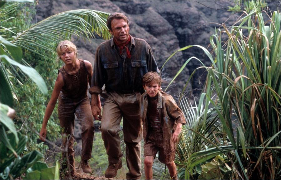 Jurassic Park 1993 90 S Movie Nostalgia