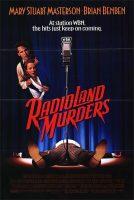 Radioland Murders Movie Poster (1994)
