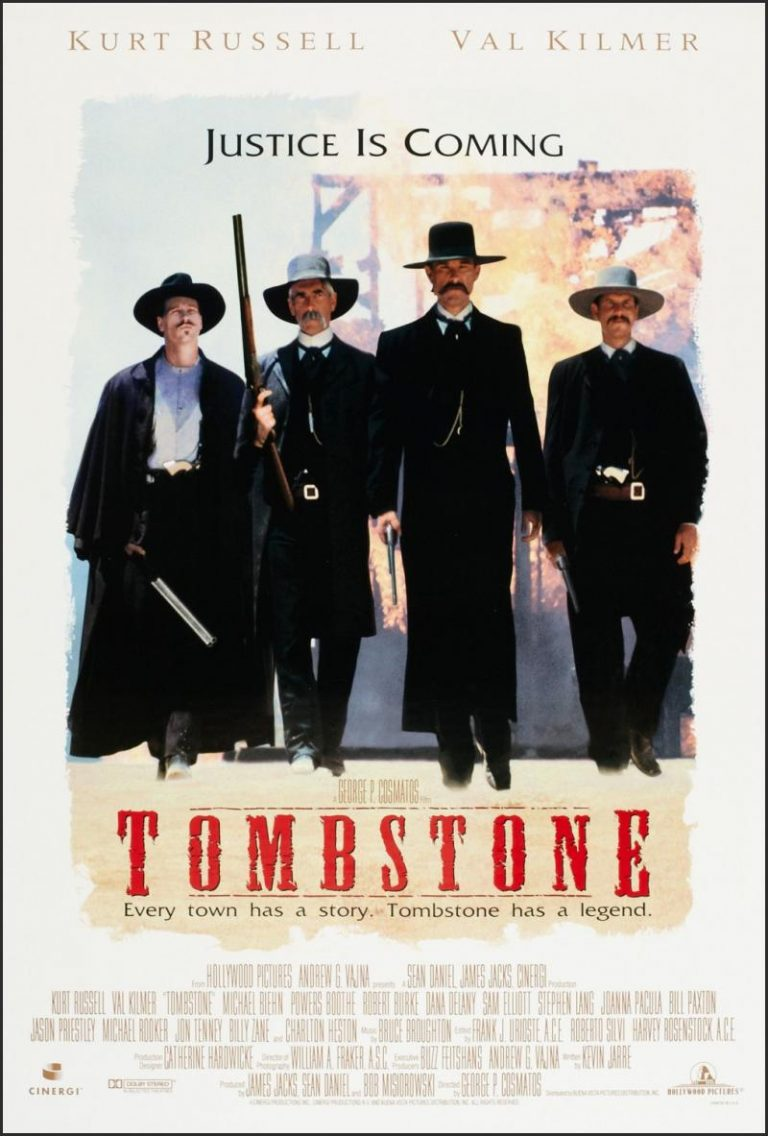 movie Tombstone with Kurt Russell  amazoncom