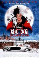 101 Dalmatians Movie Poster (1996)