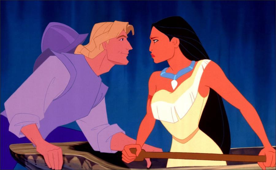 Pocahontas 1995 90 S Movie Nostalgia