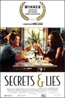 Secrets and Lies Movie Poster (1996)