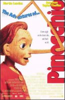 The Adventures of Pinocchio Movie Poster (1996)