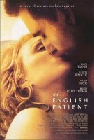 The English Patient Movie Poster (1996)
