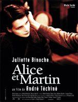 Alice and Martin Movie Poster (1998)