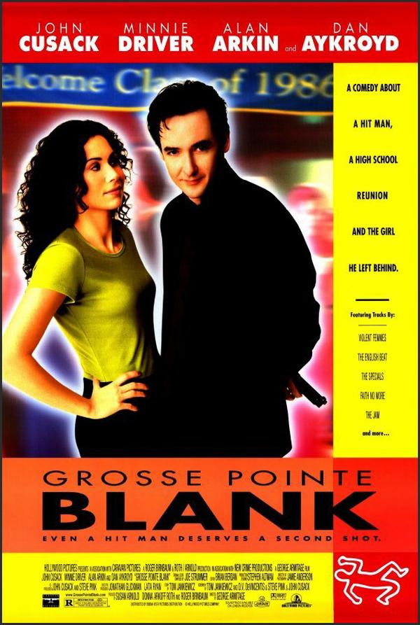 a summary analysis of the movie grosse point blank