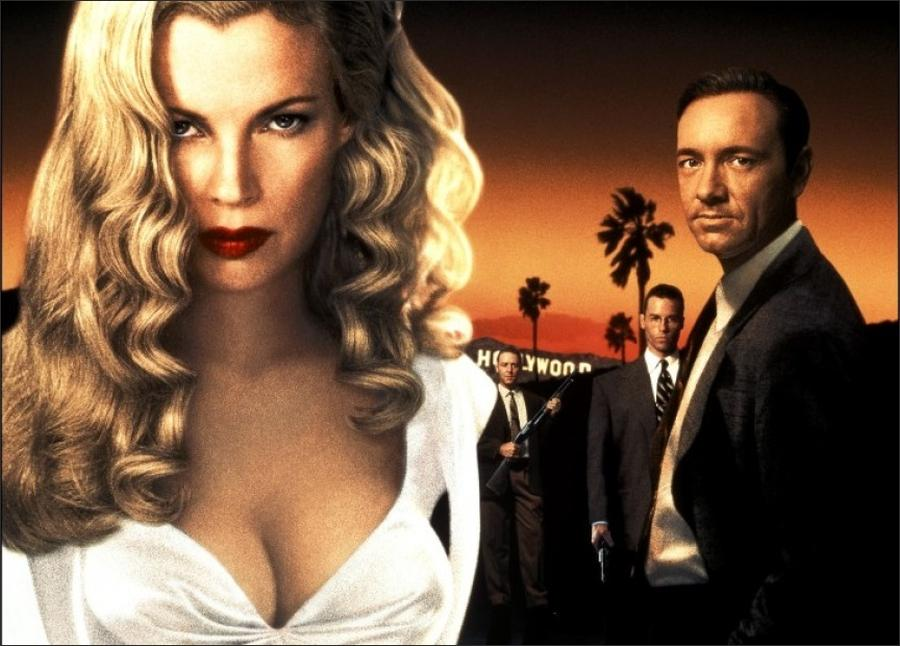 la confidential - the novel and film essay Almost everybody in la confidential dies those who don't wish they hadin the incontinent mayhem that masquerades as a james ellroy novel, the line between the quick and the dead is fine.