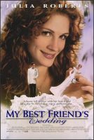 My Best Friend's Wedding Movie Poster (1997)