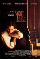Night Falls on Manhattan Movie Poster (1997)