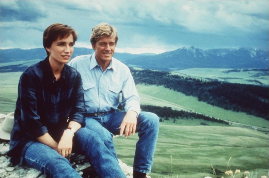 The Horse Whisperer 1998 90 S Movie Nostalgia
