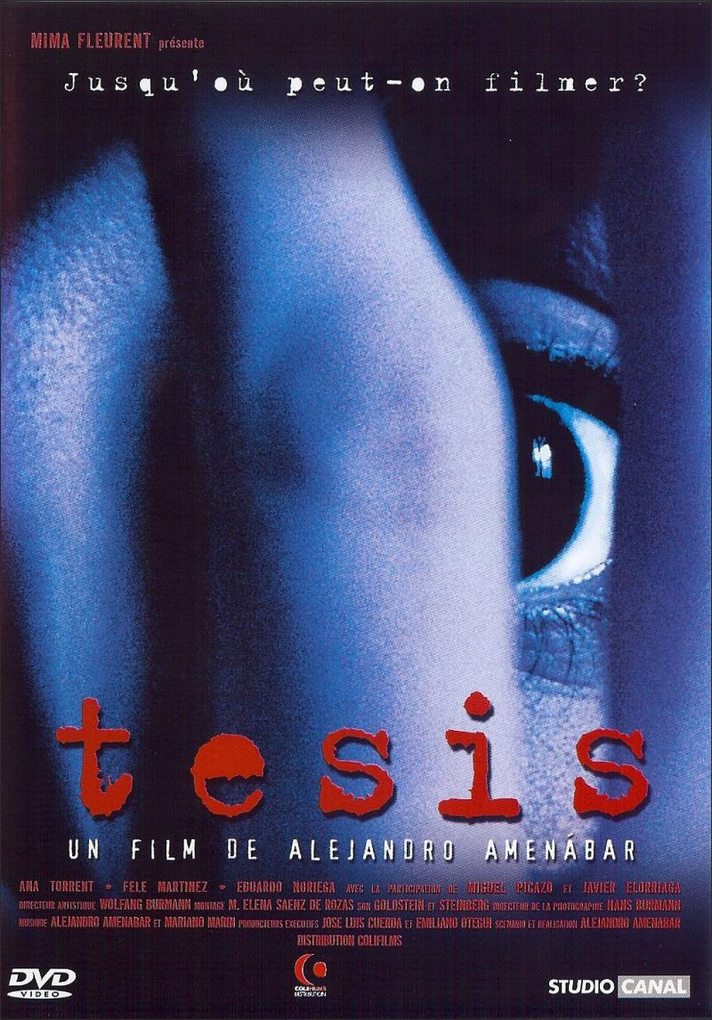 thesis amenabar movie Watch tesis (1996) movie trailer instantly, no need to login free web-based film recommendation service.