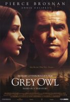 Grey Owl Movie Poster (1999)