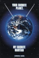 My Favorite Martian Movie Poster (1999)