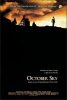 October Sky Movie Poster (1999)