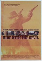 Ride with the Devil Movie Poster (1999)