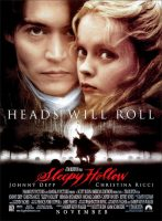 Sleepy Hollow Movie Poster (1999)